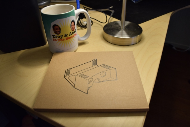 Packaging for I AM CARDBOARD
