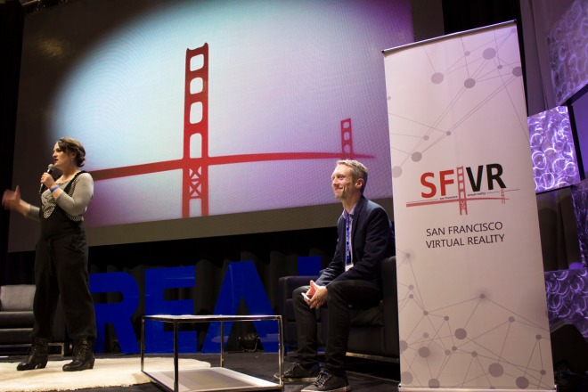 Photo uploaded by Matt Sonic to SFVR on Meetup