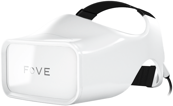 Fove Headset, fove-inc.com